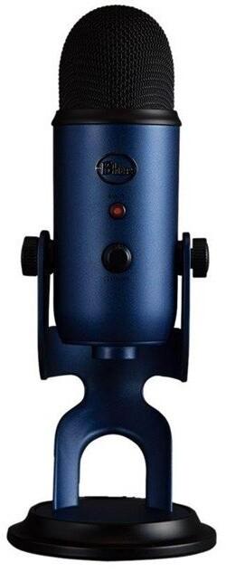 Blue Yeti, tmavě modrý
