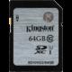 Paměťová karta SDXC 64GB Kingston UHS-I v ceně 799 Kč