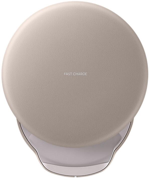 Samsung bezdrátová nabíječka stojánek pro S8 Brown