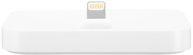 Apple iPhone Lightning Dock, bílá