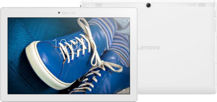 """Lenovo IdeaTab 2 A10-30 10,1"""" - 16GB, bílá"""