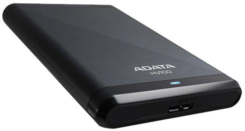 ADATA HV100 - 2TB, černá