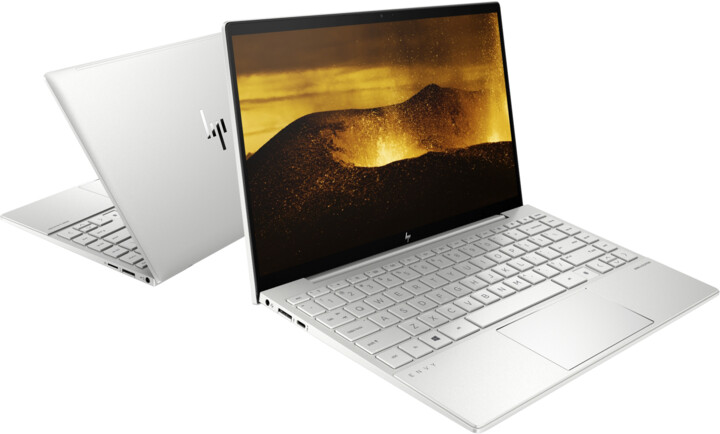 HP ENVY 13-ba0003nc, stříbrná + ON Site záruka