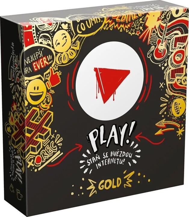 Desková hra Play! Gold
