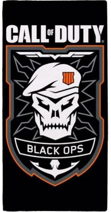 Osuška Call of Duty - Black Ops