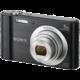 Sony Cybershot DSC-W800, černá