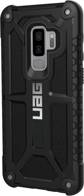 UAG Monarch case, black - Galaxy S9+
