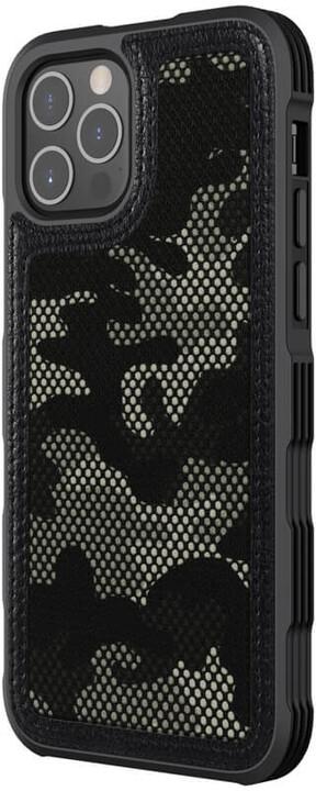Nillkin zadní kryt CAMO pro iPhone 12 Pro Max, černá