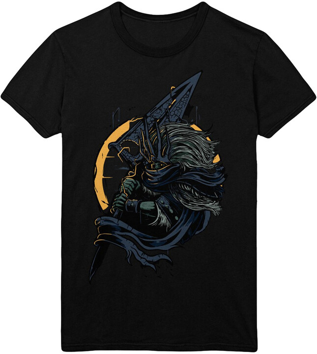 Tričko Dark Souls - Nameless King (XXXL)