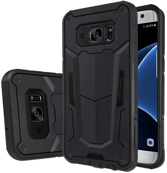Nillkin Defender II ochranné pouzdro pro Samsung G935 Galaxy S7 Edge - černá