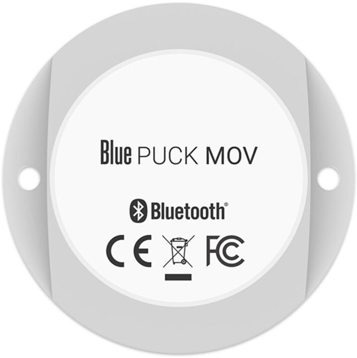 Teltonika BLUE PUCK MOV - detekce pohybu