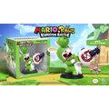 Figurka Mario + Rabbids Kingdom Battle - Rabbid Yoshi (16,5cm)