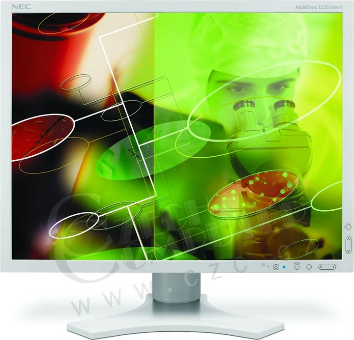 "NEC 2090UXi - LCD monitor monitor 20"""