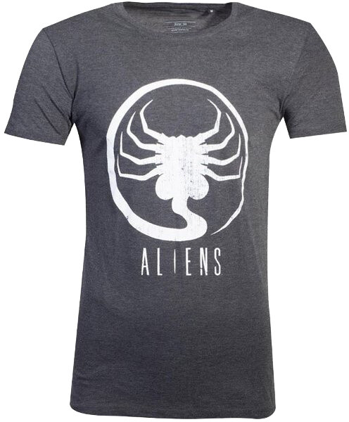 Tričko Aliens - Facehugger (M)