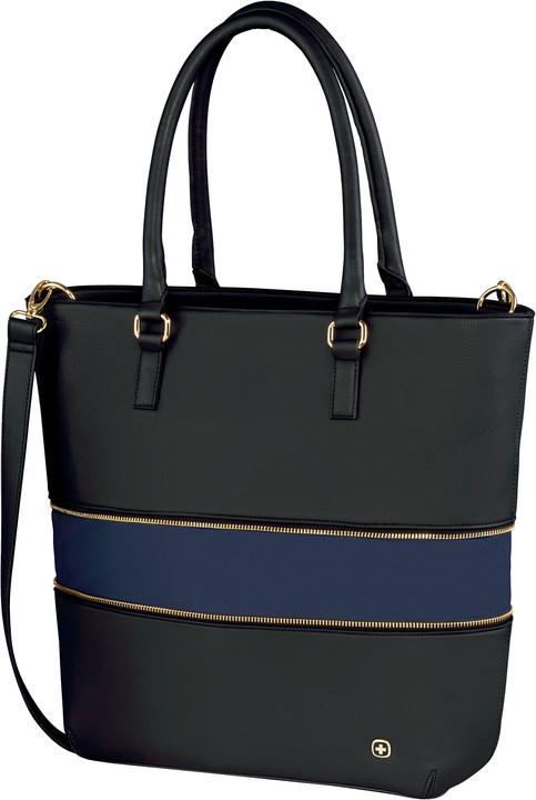 """WENGER EVA - 13"""" dámská kabelka s obalem na notebook, černá"""