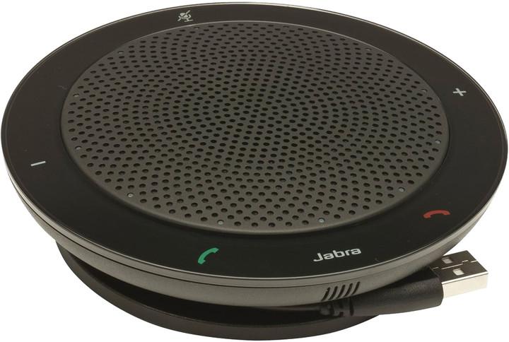 Jabra SPEAK 410, MS, černá