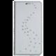 Bling My Thing Pouzdro Primo Milky Way Silver/Pure pro Apple iPhone X, krystaly Swarovski®  + Voucher až na 3 měsíce HBO GO jako dárek (max 1 ks na objednávku)