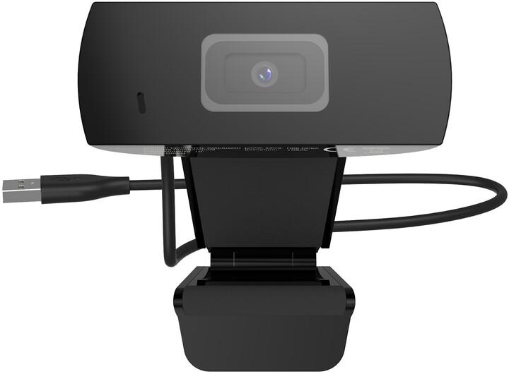 Xlayer Webcam Full HD, černá