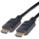 PremiumCord HDMI 2.0 High Speed + Ethernet kabel, zlacené konektory, 10m
