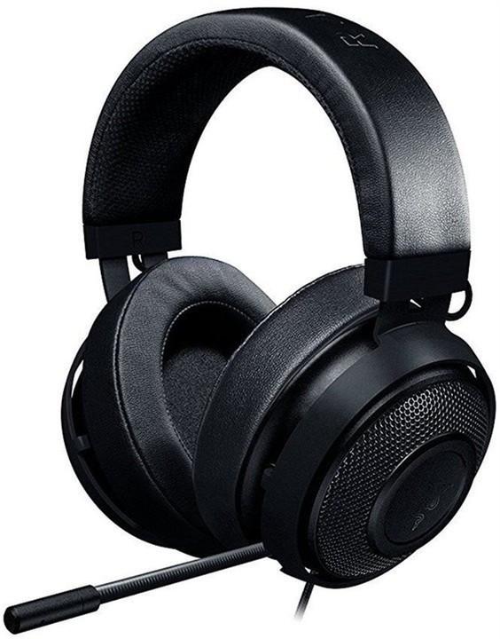 Razer Kraken Pro V2 pro konzole, černá
