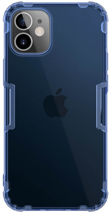 "Nillkin zadní kryt TPU pro iPhone 12 Mini (5.4""), modrá"