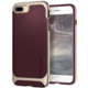 Spigen Neo Hybrid Herringbone pro iPhone 7 Plus/8 Plus, burgundy
