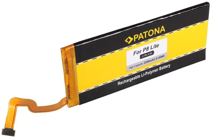 Patona baterie pro mobil Huawei Ascend P8 Lite 2200mAh 3,8V Li-Pol