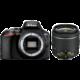 Nikon D3500 + 18-55mm AF-P  + 100Kč slevový kód na LEGO (kombinovatelný, max. 1ks/objednávku)