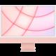 "Apple iMac 24"" 4,5K Retina M1 /8GB/256GB/8-core GPU, růžová"