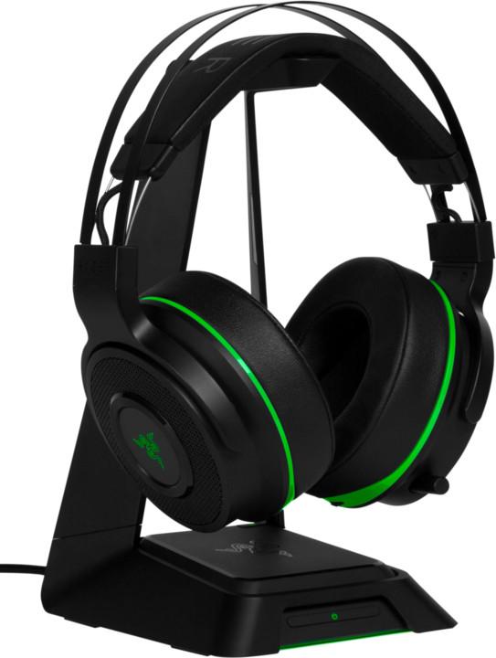 Razer Thresher Ultimate pro Xbox One, černá/zelená