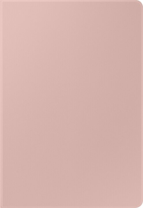 Samsung pouzdro Book Cover pro Galaxy Tab S7+ (T970), hnědá
