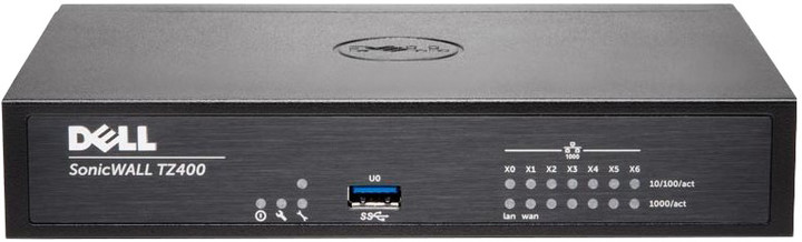 Dell SonicWall TZ400 firewall