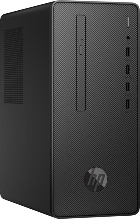 HP Pro 300 G3, černá