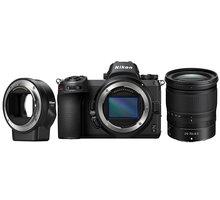Nikon Z6 + 24-70mm + FTZ adapter  + Bezdrátový reproduktor Bose SoundLink Color II, modrá (v ceně 3590 Kč) + Brašna Lowepro Format 110, černá v hodnotě 399 Kč