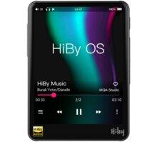 HiBy R3 PRO, šedá - 6971331260309