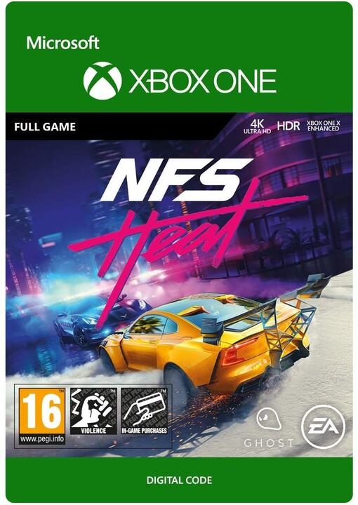 Need for Speed: Heat (Xbox ONE) - elektronicky