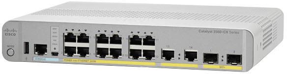 Cisco Catalyst 3560CX-12PD-S