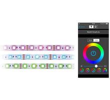 BeeWi Bluetooth Smart RGB programovatelný LED pásek, 2metry - BLCSC-C2ESW11