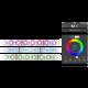 BeeWi Bluetooth Smart RGB programovatelný LED pásek, 2metry  + Voucher až na 3 měsíce HBO GO jako dárek (max 1 ks na objednávku)