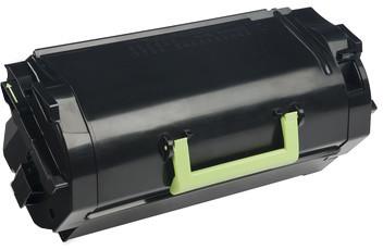 Lexmark 62D2X00, černá, return