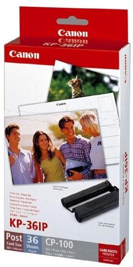 Canon Foto papír KP-36IP, 10x15 cm, 36 listů