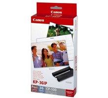 Canon Foto papír KP-36IP, 10x15 cm, 36 listů - 7737A001