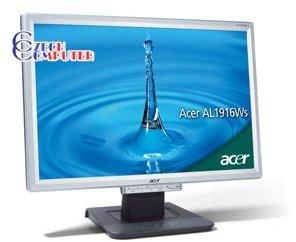 "Acer AL1916WAs - LCD monitor monitor monitor 19"""