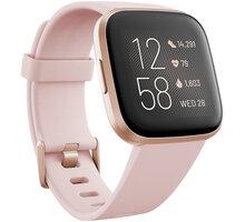 Fitbit Versa 2 (NFC) - Petal/Copper Rose - FB507RGPK