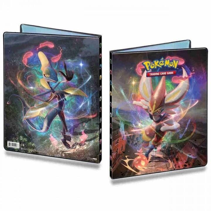 Album Pokémon: Sword and Shield Rebel Clash, A4