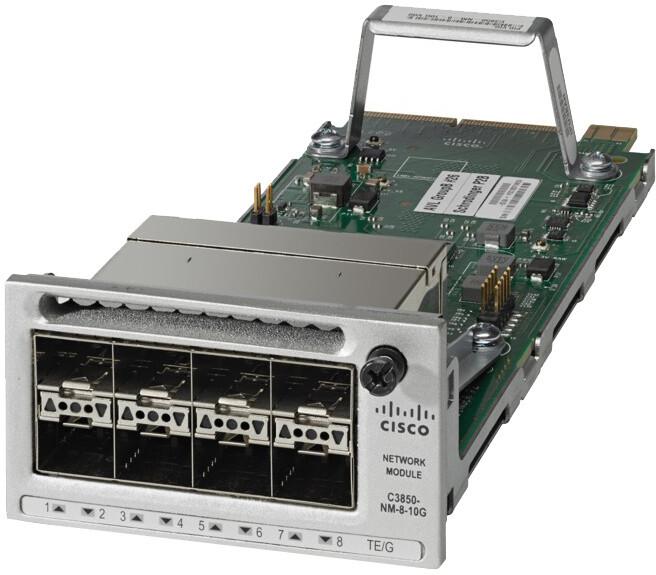 Cisco C9300-NM-8X, síťový přepínací modul 10Gb Ethernet