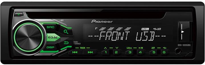 Pioneer DEH-1800UBG