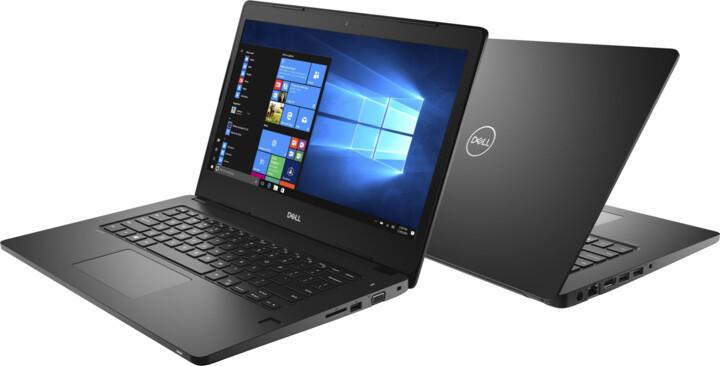 Dell Latitude 14 (3480), černá