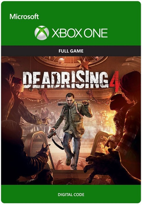 Dead Rising 4 (Xbox ONE) - elektronicky