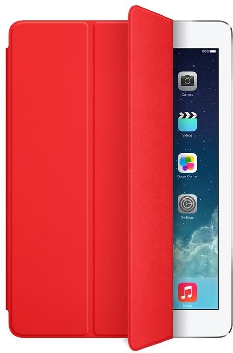 APPLE Smart Cover pro iPad Air, červená